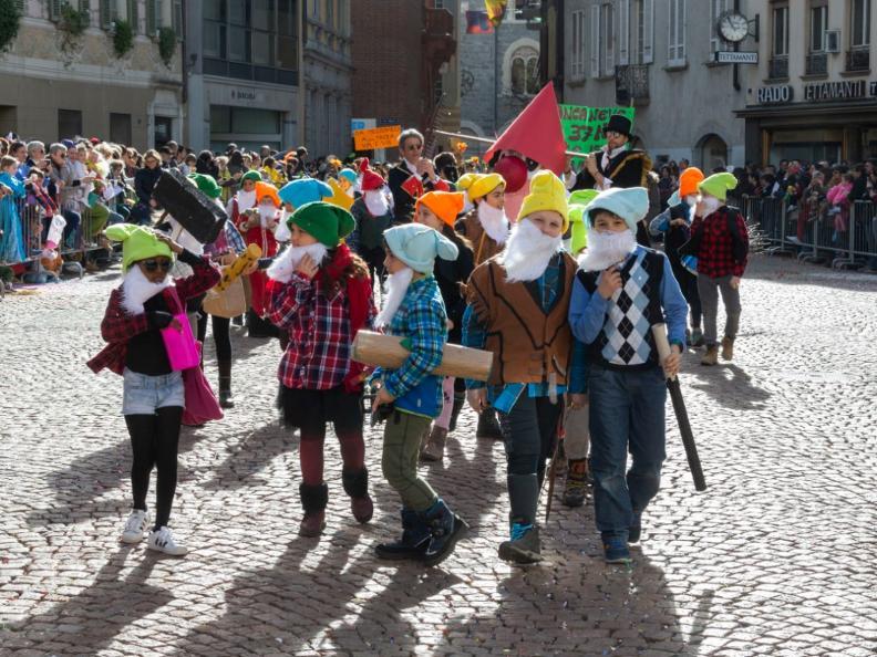 Image 3 - CANCELLED: Rabadan - Carnival in Bellinzona