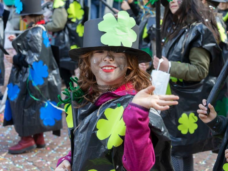 Image 4 - ABGESAGT: Im Reich von König Rabadan Karneval in Bellinzona