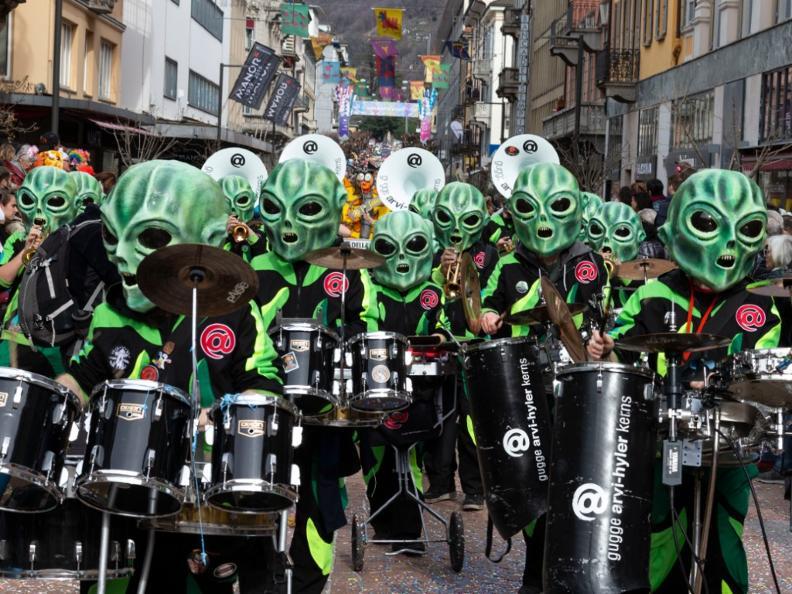 Image 5 - ABGESAGT: Im Reich von König Rabadan Karneval in Bellinzona