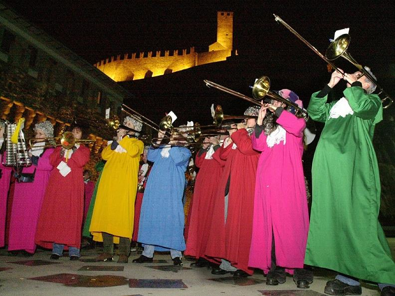 Image 6 - In the reign of king Rabadan Carnival in Bellinzona