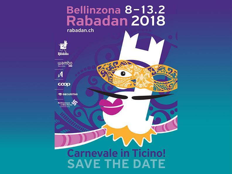 Image 0 - In the reign of king Rabadan Carnival in Bellinzona