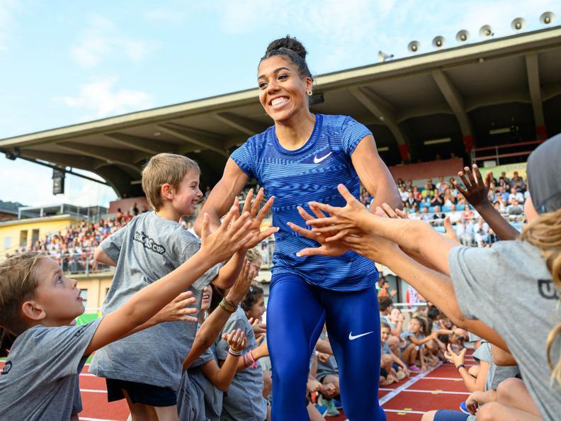 Image 1 - Galà dei Castelli - Rencontre internationale d'athlétisme