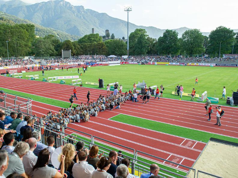 Image 7 - Galà dei Castelli - Rencontre internationale d'athlétisme