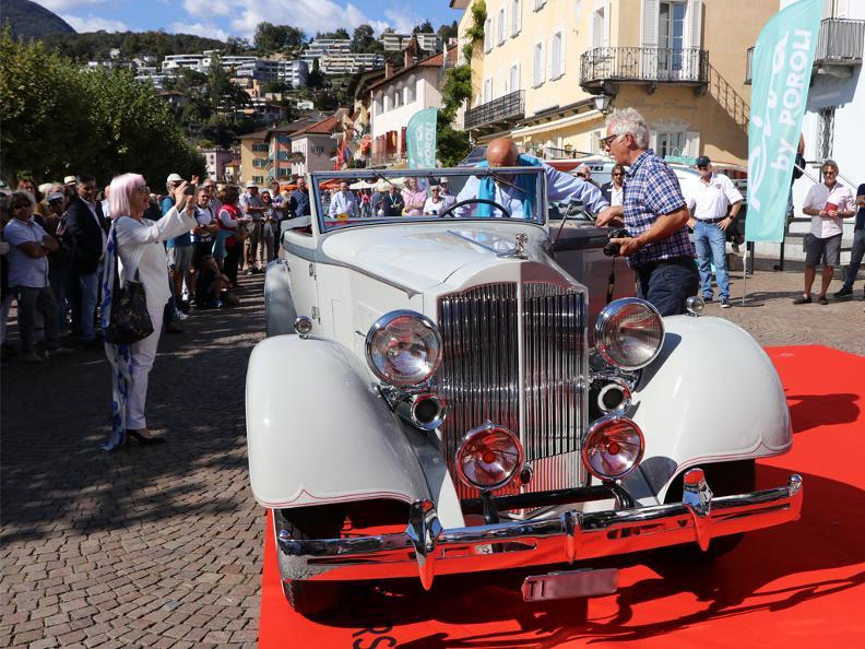 Image 0 - Ascona Classic Car Award