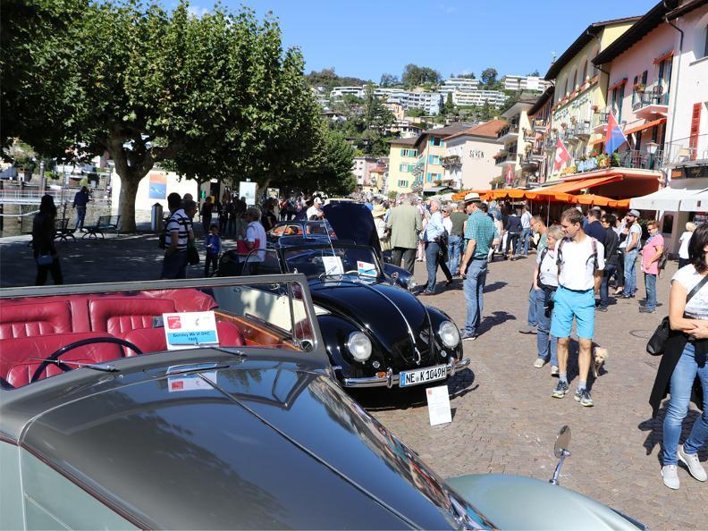 Image 1 - Ascona Classic Car Award