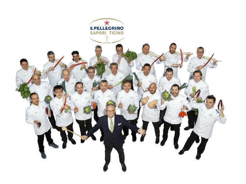 Image 0 - S. Pellegrino Sapori Ticino - International Gourmet Festival