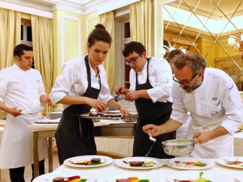 Image 2 - S. Pellegrino Sapori Ticino - International Gourmet Festival