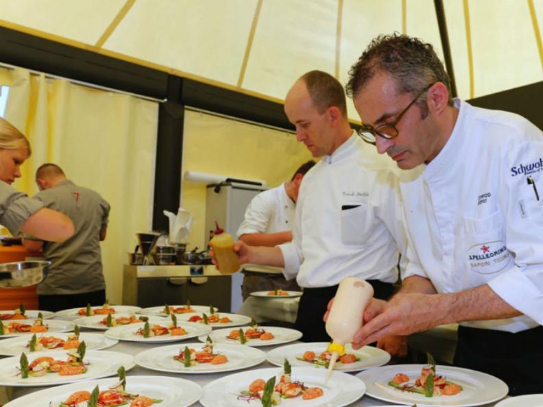 Image 4 - S. Pellegrino Sapori Ticino - International Gourmet Festival