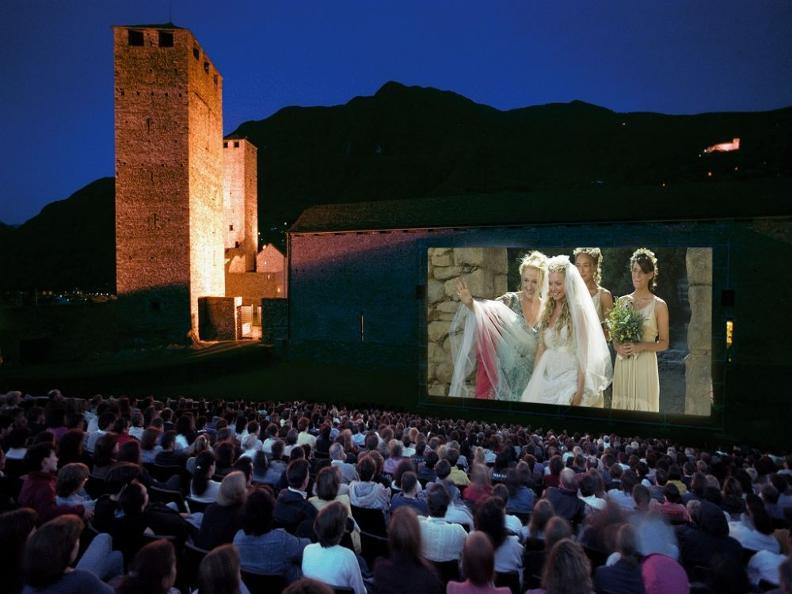 Image 0 - Cinema Openair Castelgrande 2018