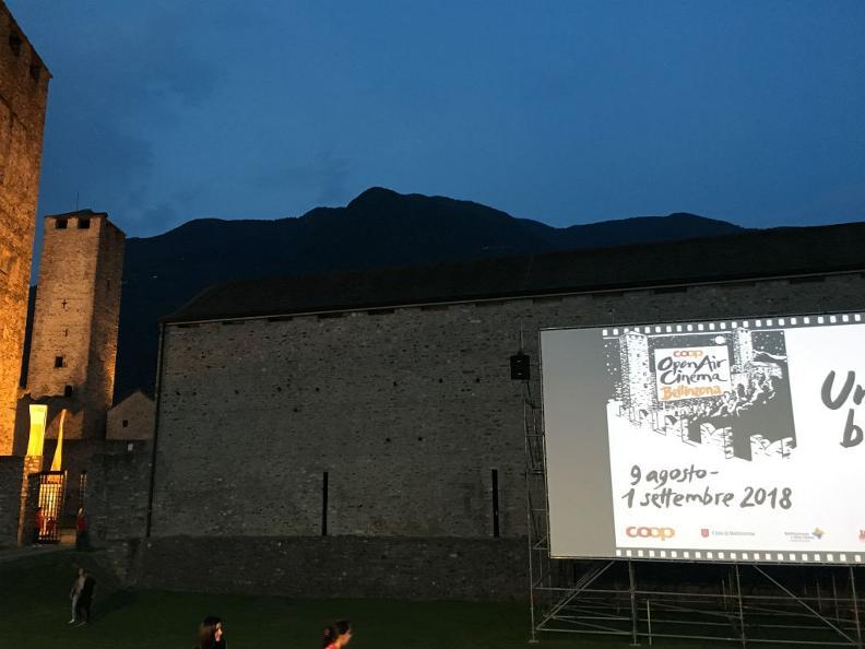Image 2 - Cinema Openair Castelgrande 2018