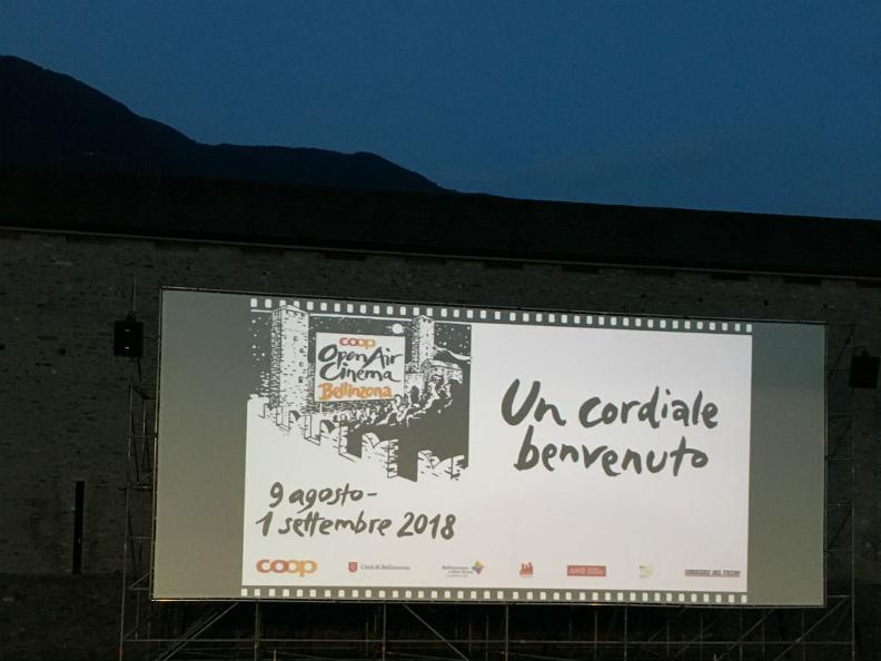 Image 1 - Cinema Openair Castelgrande 2018