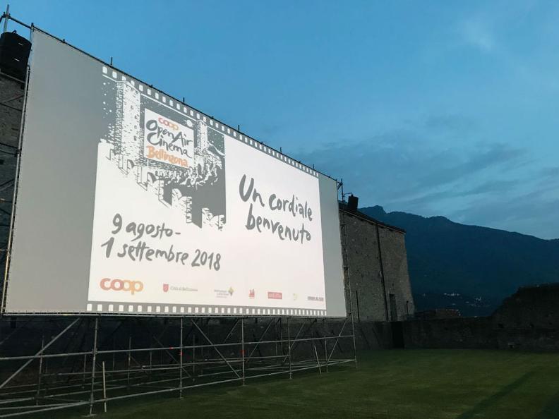Image 3 - Cinema Openair Castelgrande 2018