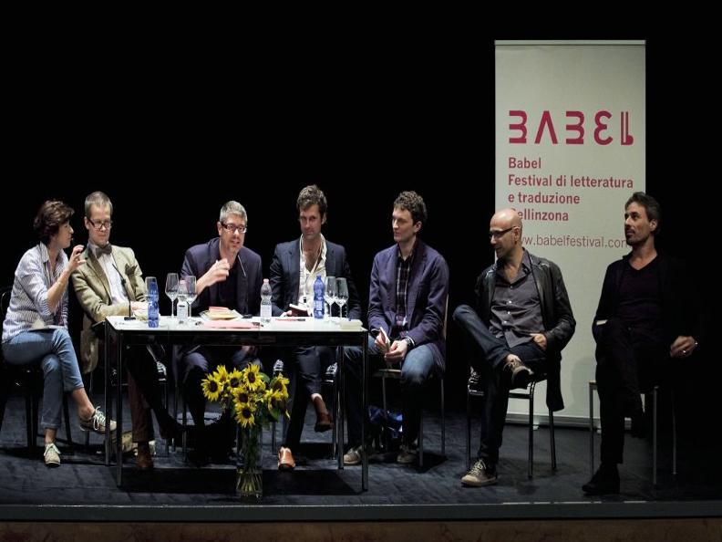 Image 7 - Babel Festival