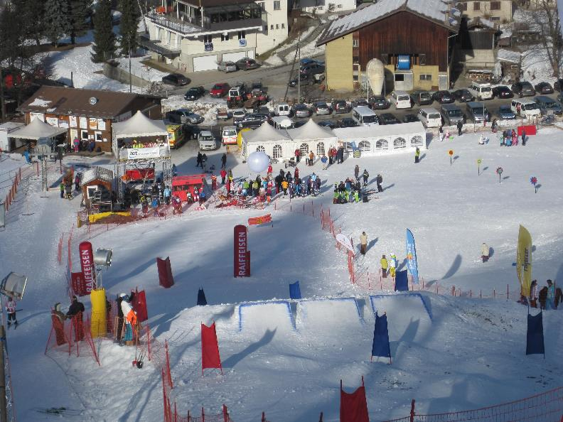 Image 2 - FIS Europa Cup Freestyle - Dual Moguls