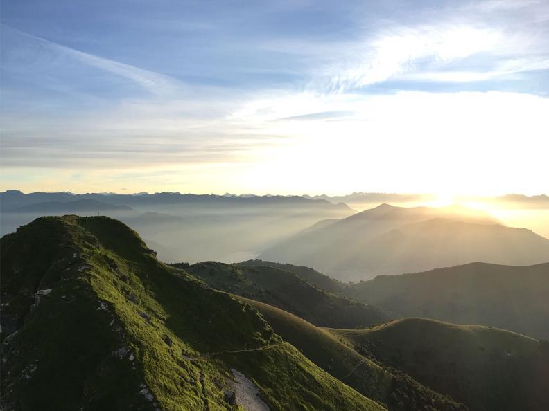 Image 0 - Sunrise Tour Monte Generoso 2020