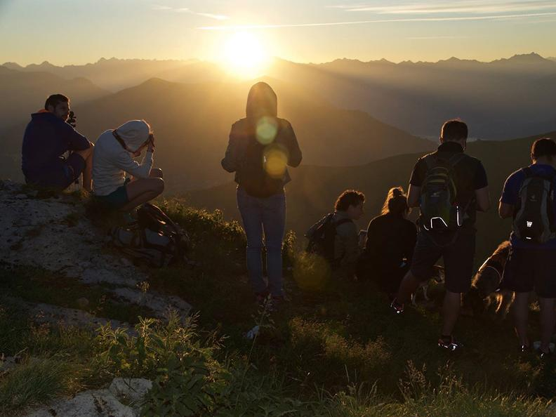 Image 0 - Sunrise Tour Monte Generoso 2018