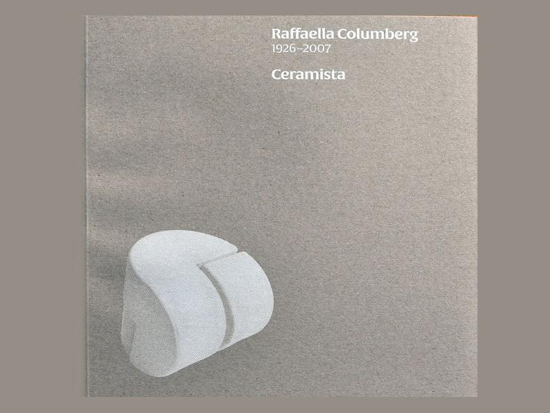 Image 0 - Raffaella Columberg (1926-2007) - Ceramista