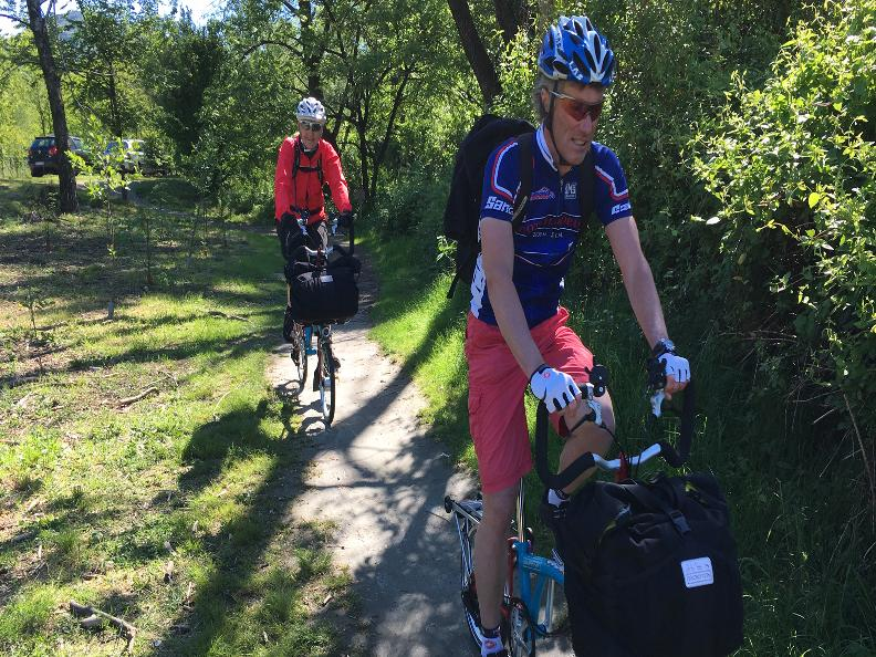 Image 1 - Venice: cycling holiday itinerary from the source of Ticino River to Delta del Po