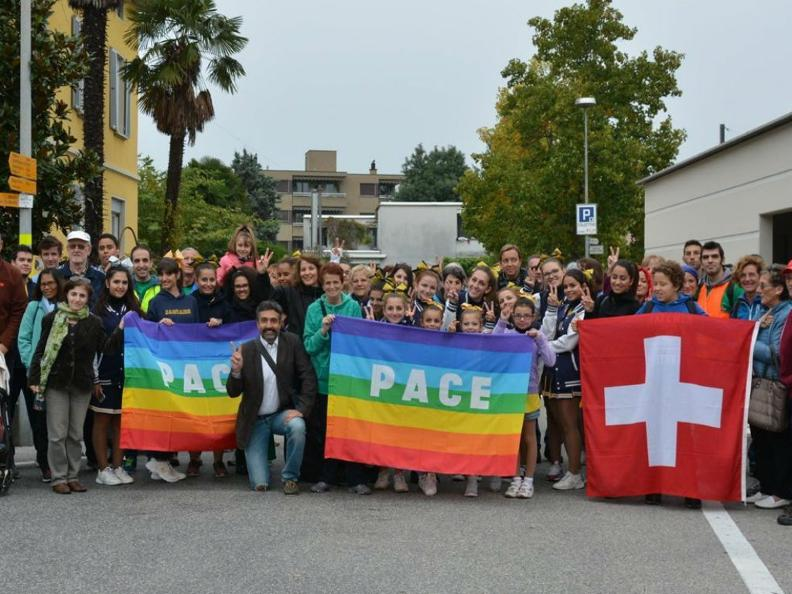 Image 2 - Walking for Peace