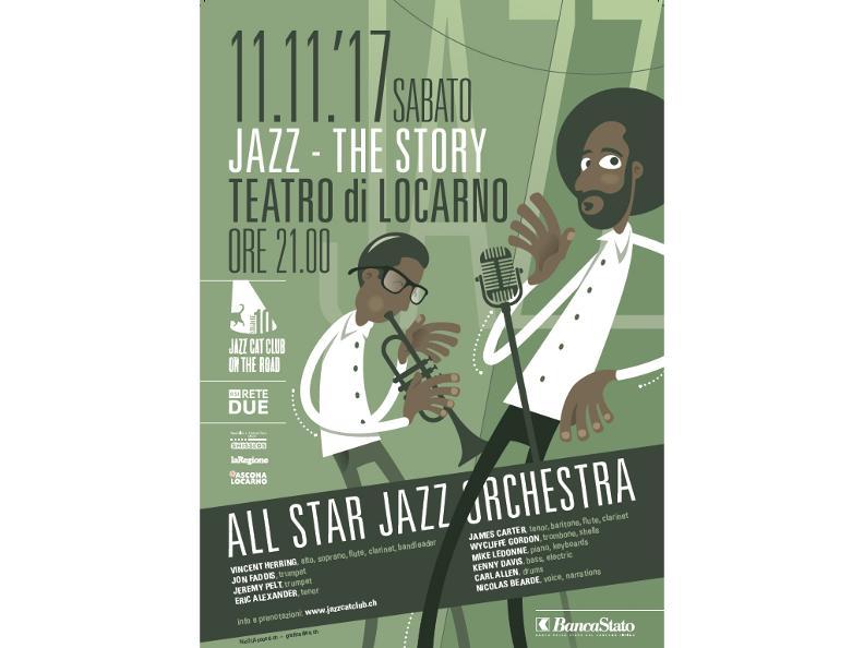 Image 1 - Jazz Cat Club - Jazz: The Story