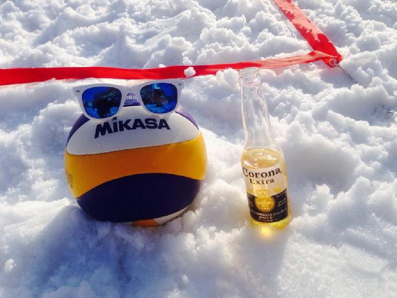Image 0 - Torneo di Snow volley