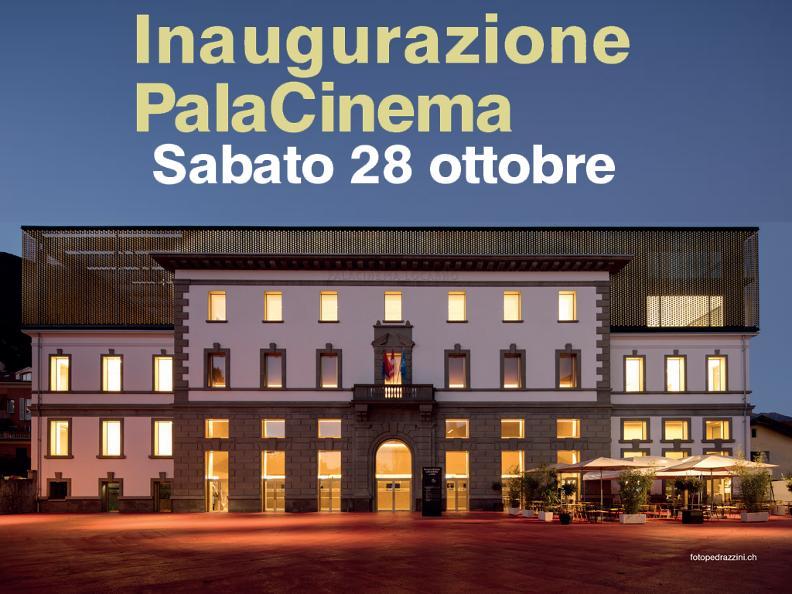 Image 1 - Opening PalaCinema Locarno