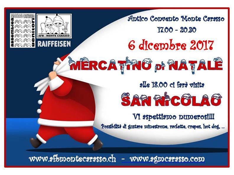 Image 0 - Christmas Market Monte Carasso