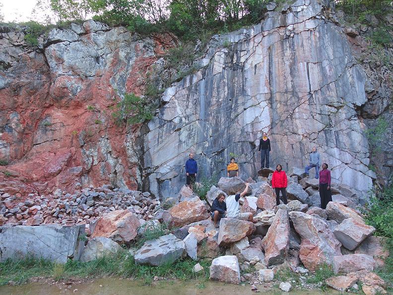 Image 8 - CAVA - Die Wiedergeburt des Steinbruchs von Arzo