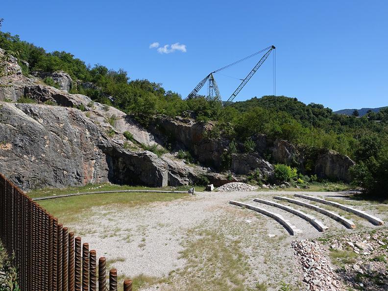 Image 5 - CAVA - Die Wiedergeburt des Steinbruchs von Arzo
