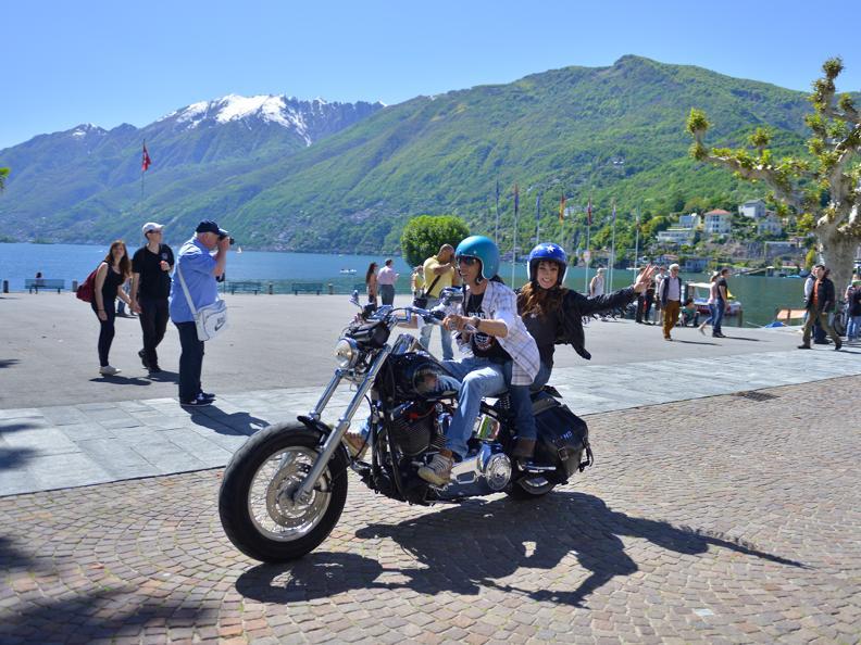 Image 0 - Ascona Motorcycle Days - Happy Days