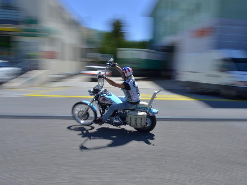 Image 1 - Ascona Motorcycle Days - Happy Days