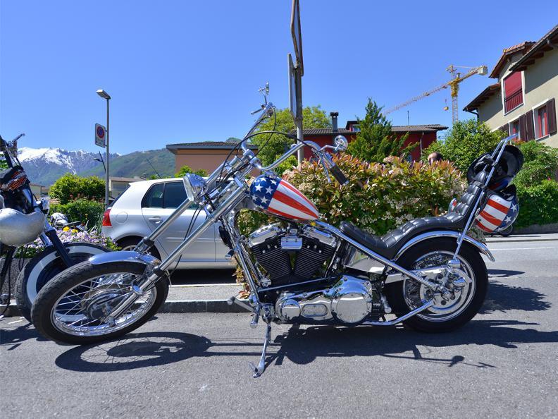 Image 2 - Ascona Motorcycle Days - Happy Days
