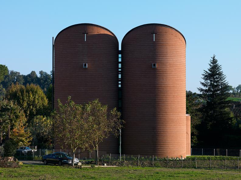 Image 5 - Mario Botta. Spazio Sacro.