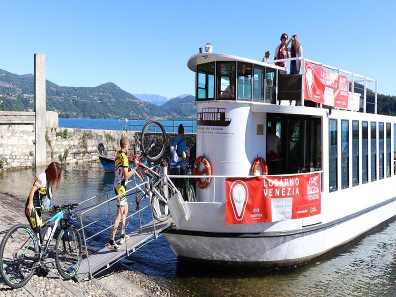 Image 0 - Locarno – Venezia Bike and Boat Adventure