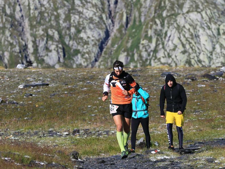 Image 4 - Greina Trail - Vertical Töira