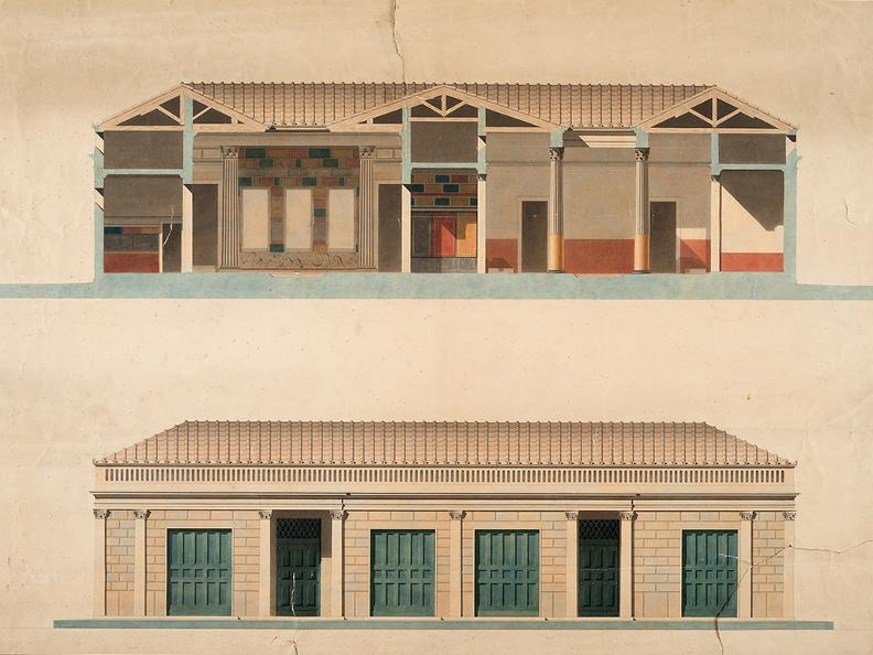 Image 6 - Herculaneum and Pompeii: Visions of a discovery