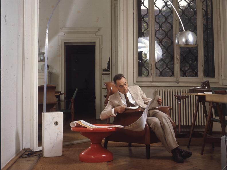 Image 5 - Achille Castiglioni (1918-2002) Visionario