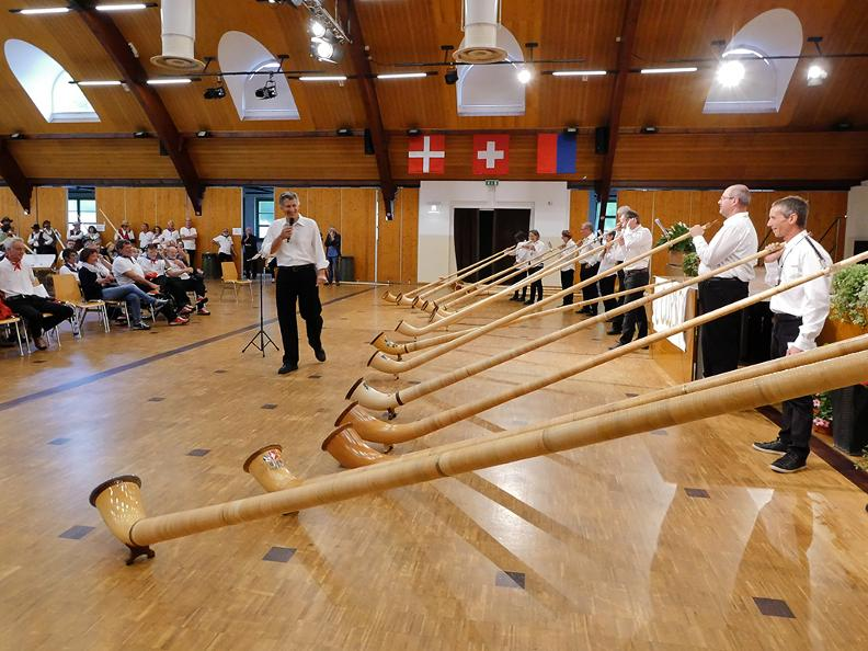 Image 0 - Alphorn Festival of the italian Switzerland