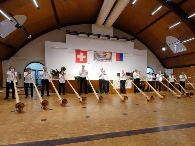 Image 1 - Alphorn Festival of the italian Switzerland