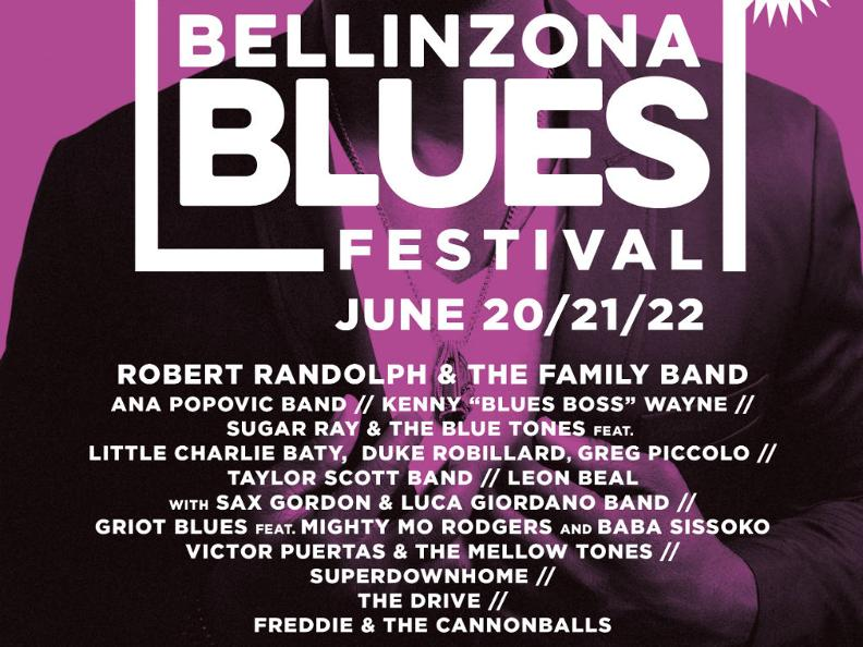 Image 5 - Bellinzona Blues Festival 2020