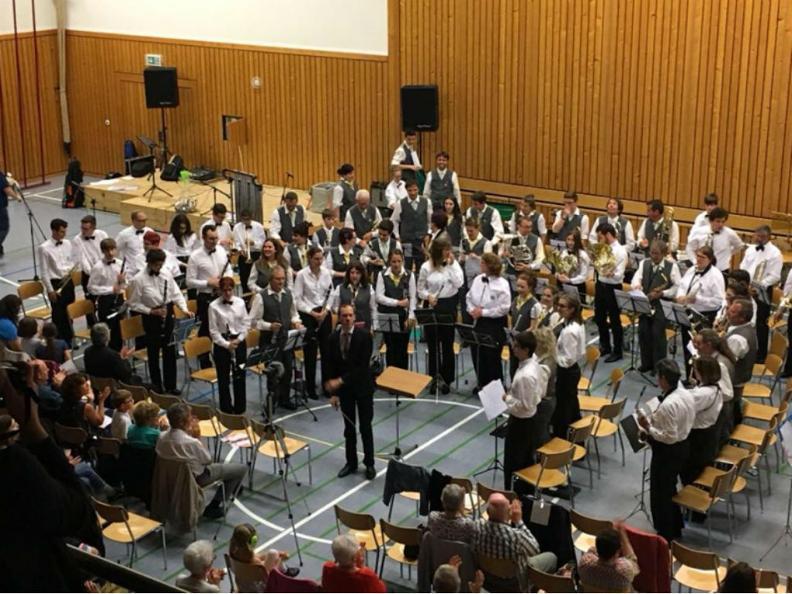 Image 0 - CANCELLED: Festa dei 100 anni della filarmonica di biasca