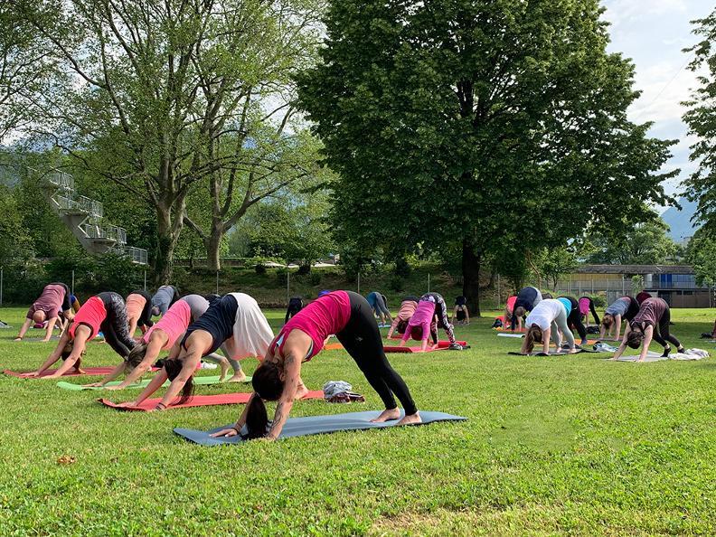 Image 2 - Yoga at Parco urbano