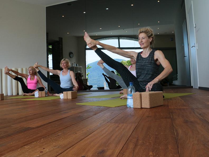 Image 0 - Yoga Healing Week in Ticino