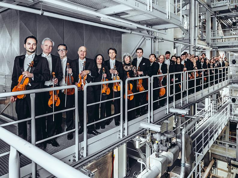 Image 0 - OSI Orchestra della Svizzera italiana