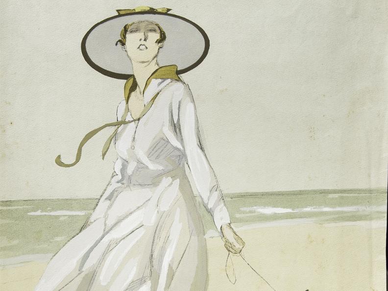 Image 2 - Marcello Dudovich (1878-1962), fotografia fra arte e passione