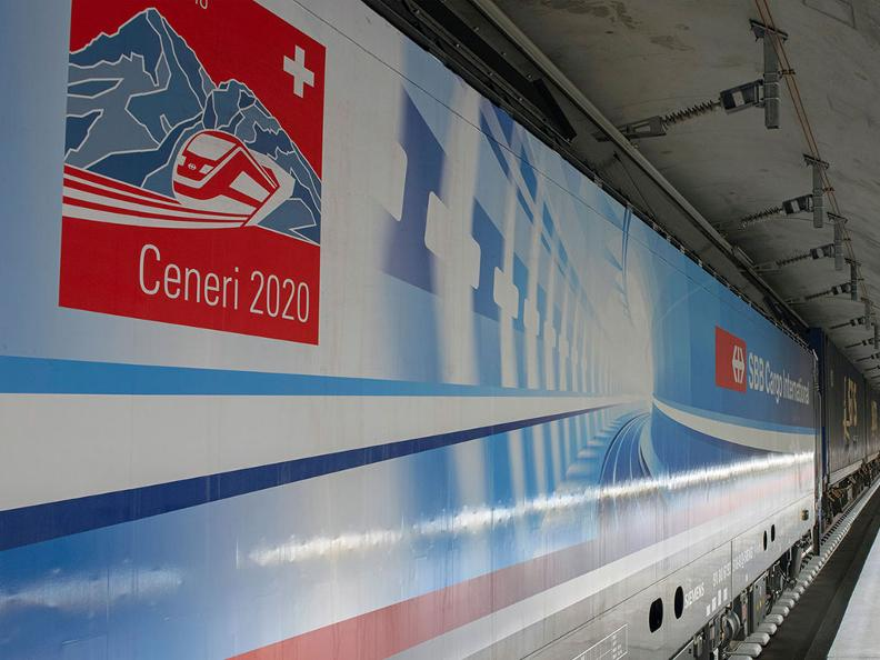 Image 0 - POSTPONED: Celebrations to mark the opening of the Ceneri base tunnel