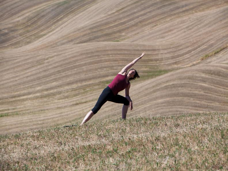 Image 0 - Yoga Flow on the Mountain Top