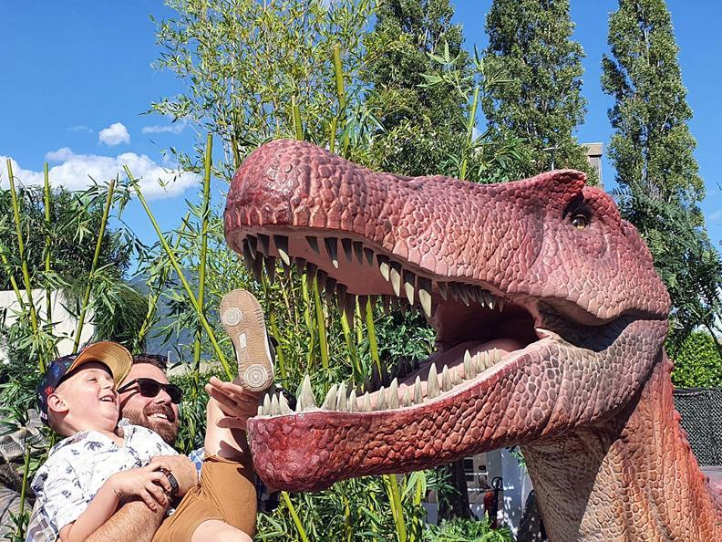 Image 1 - Dinosaurs Park