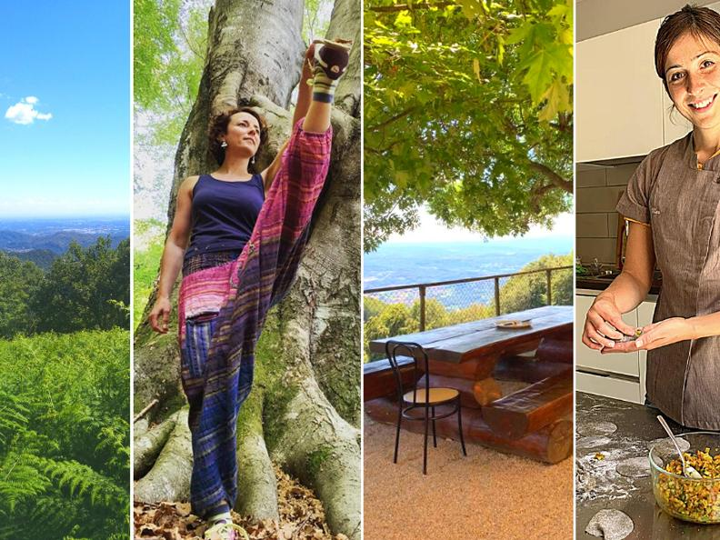 Image 0 - Yoga e cucina naturale dei sei sapori