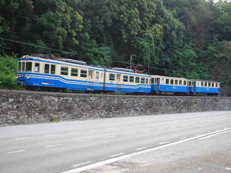 Image 0 - Un viaggio nel tempo a bordo del treno storico